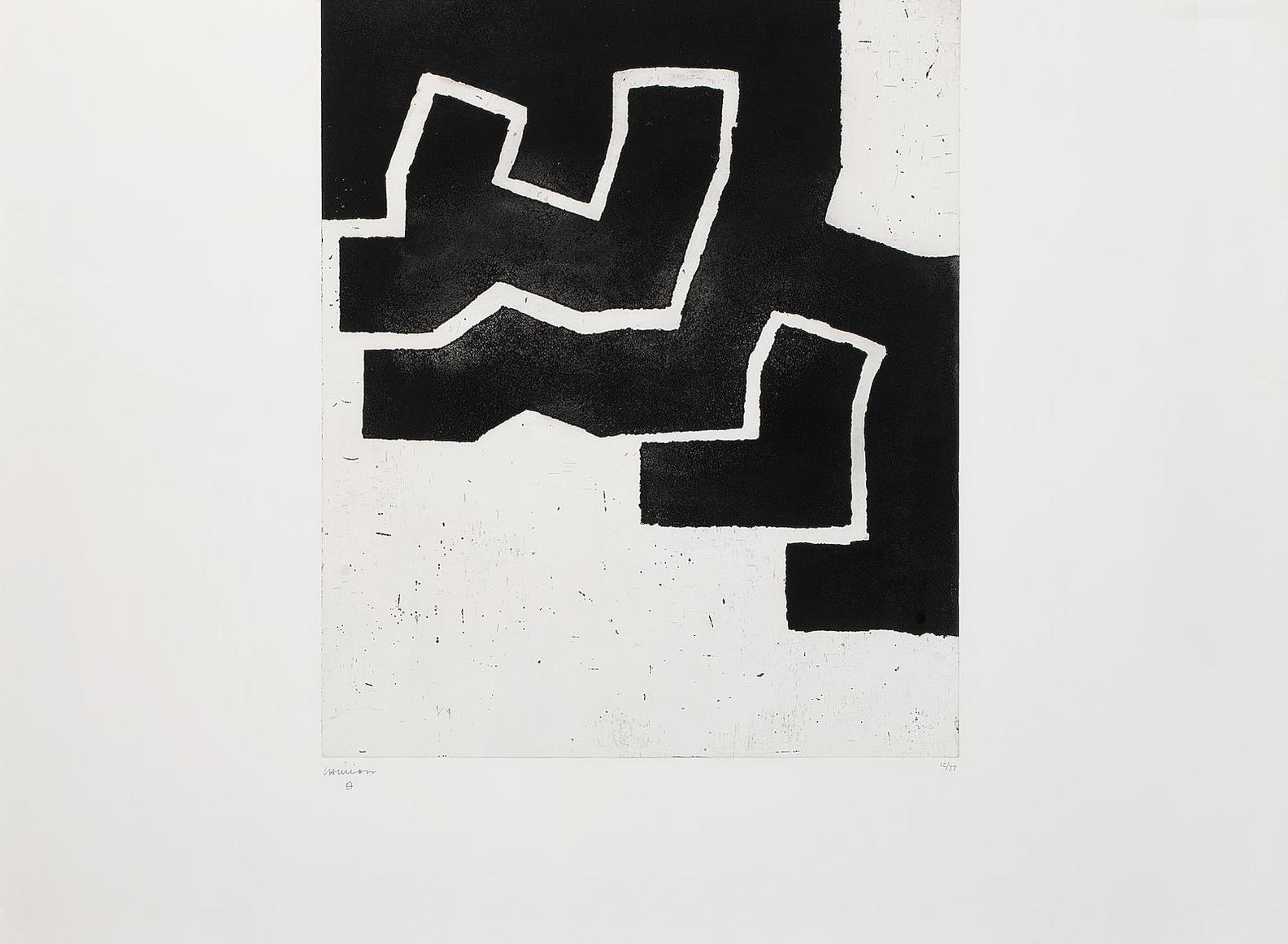 Eduardo Chillida-Banatu I (Koelen 71015)-1971