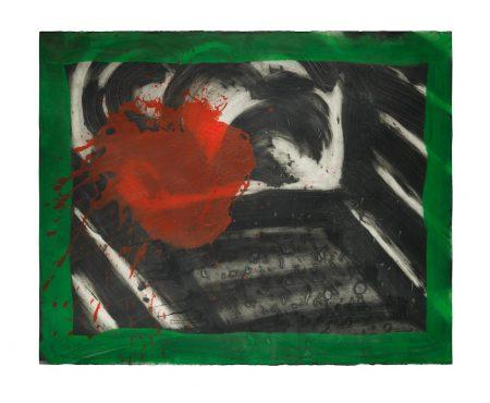 Howard Hodgkin-In An Empty Room (Heenk 84)-1991