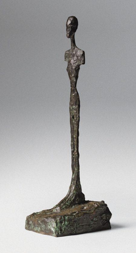 Alberto Giacometti-Femme Debout Sans Bras-1958