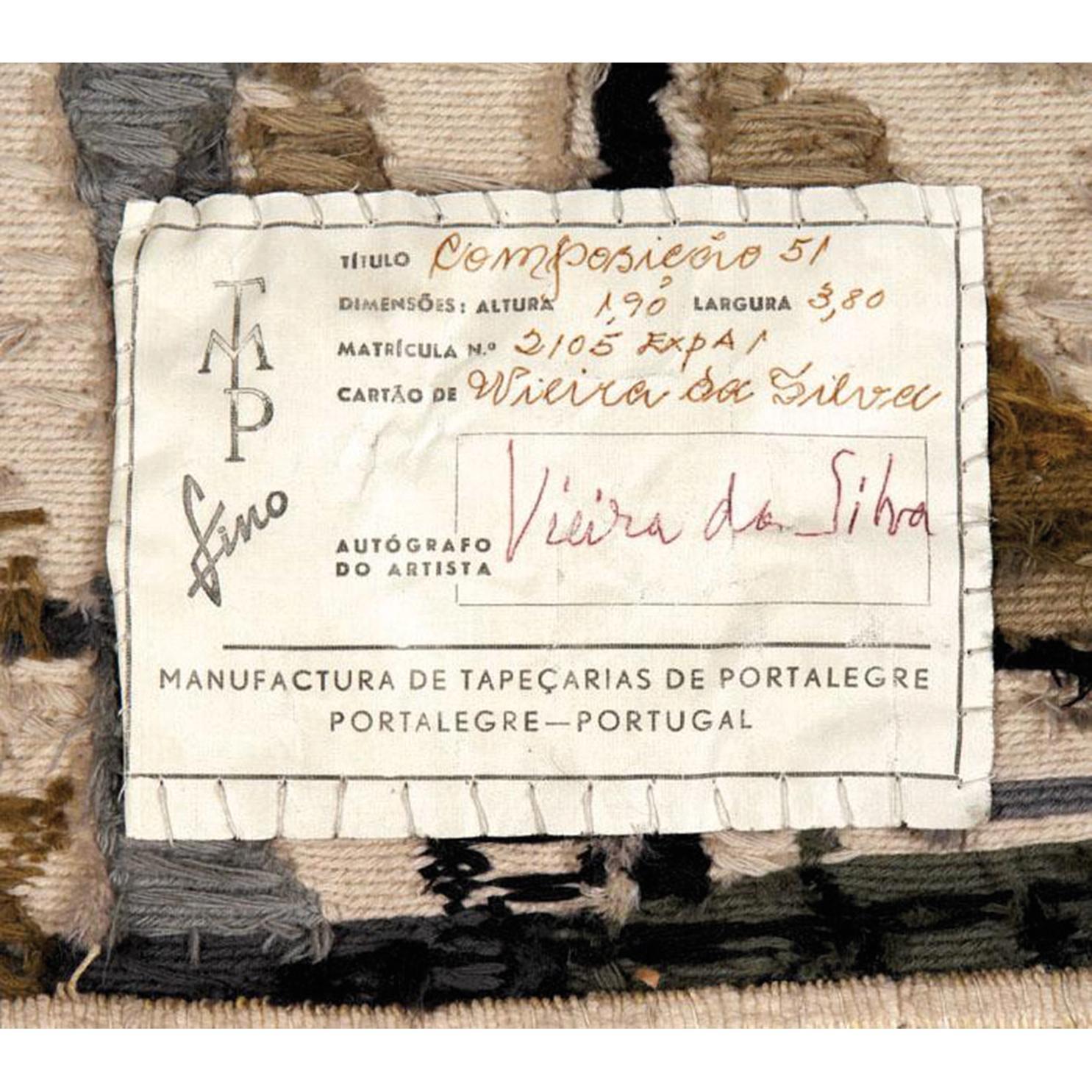 Maria Helena Vieira da Silva-Composition 1951-1981