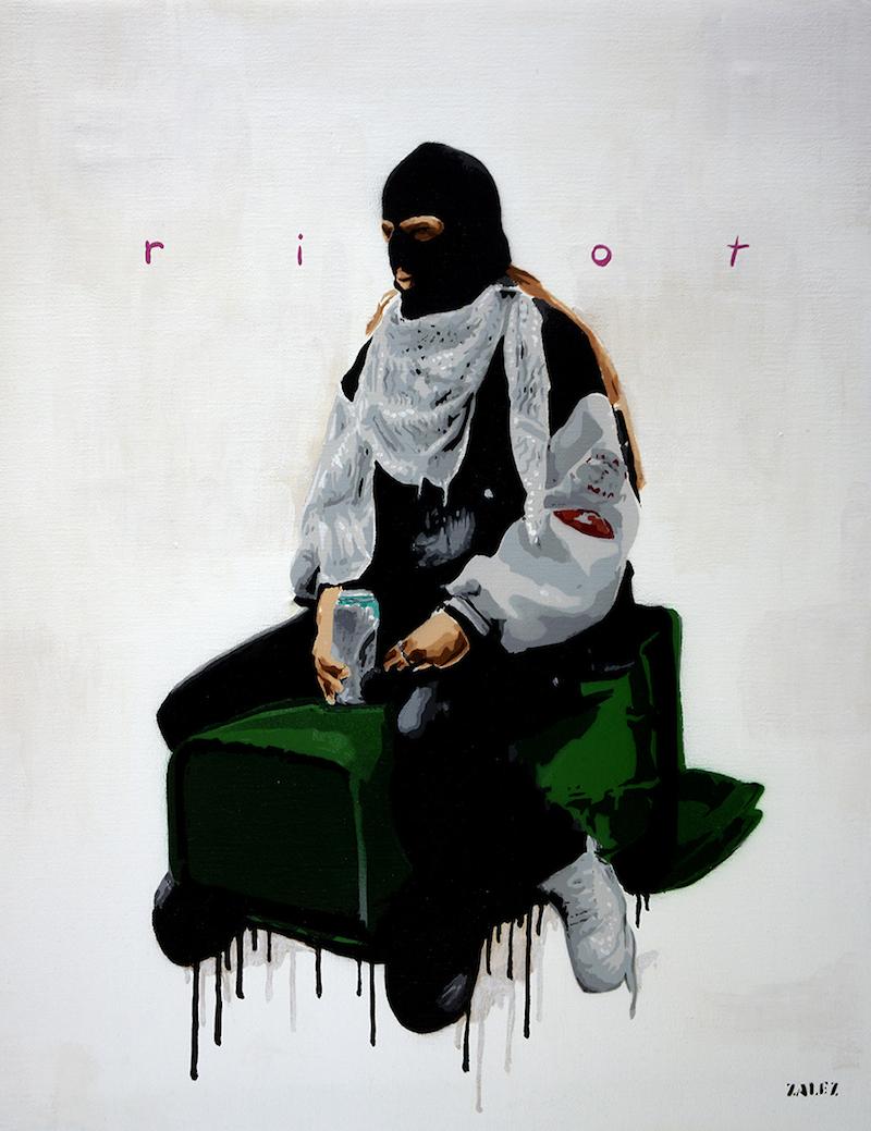 Zalez-Riot-