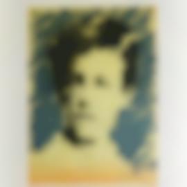 Ernest Pignon-Ernest-Rimbaud-1986