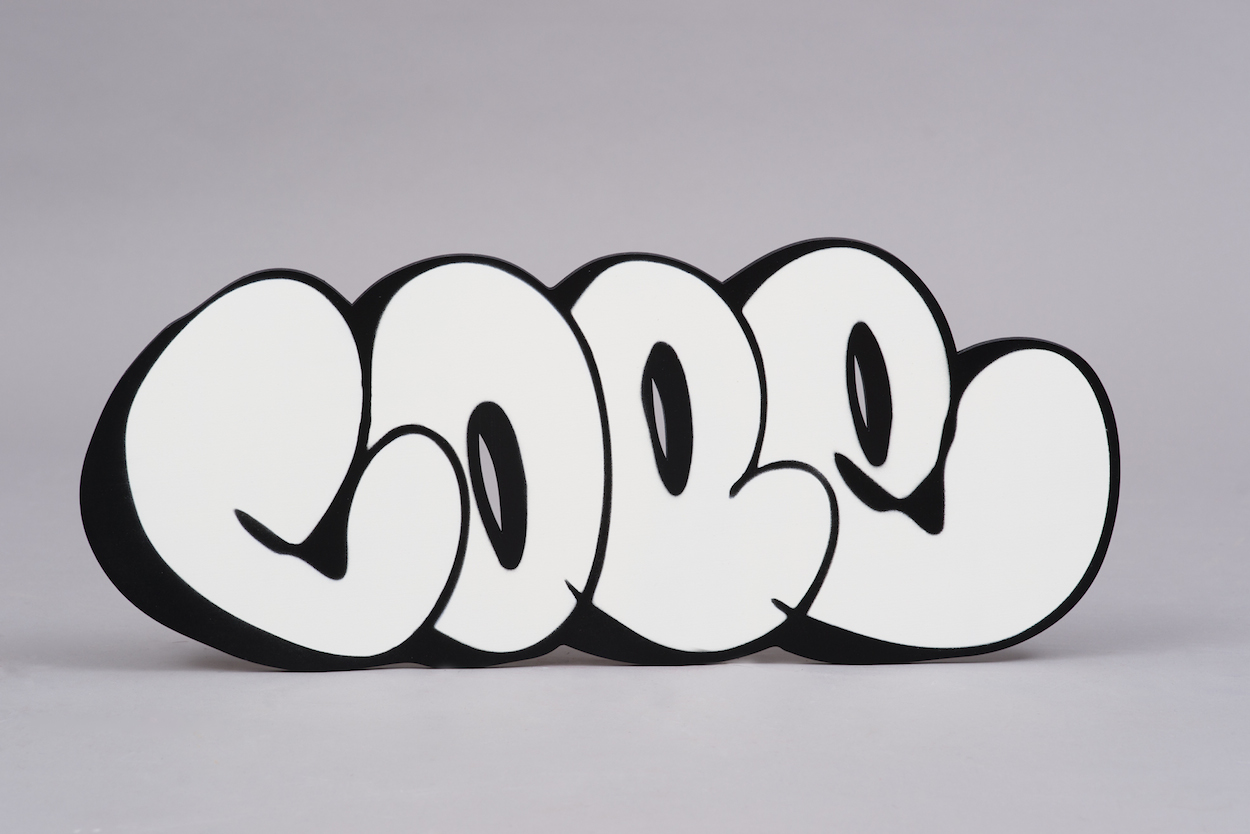 Cope2-Classic Wood Cut Throw Up (White Edition)-2013
