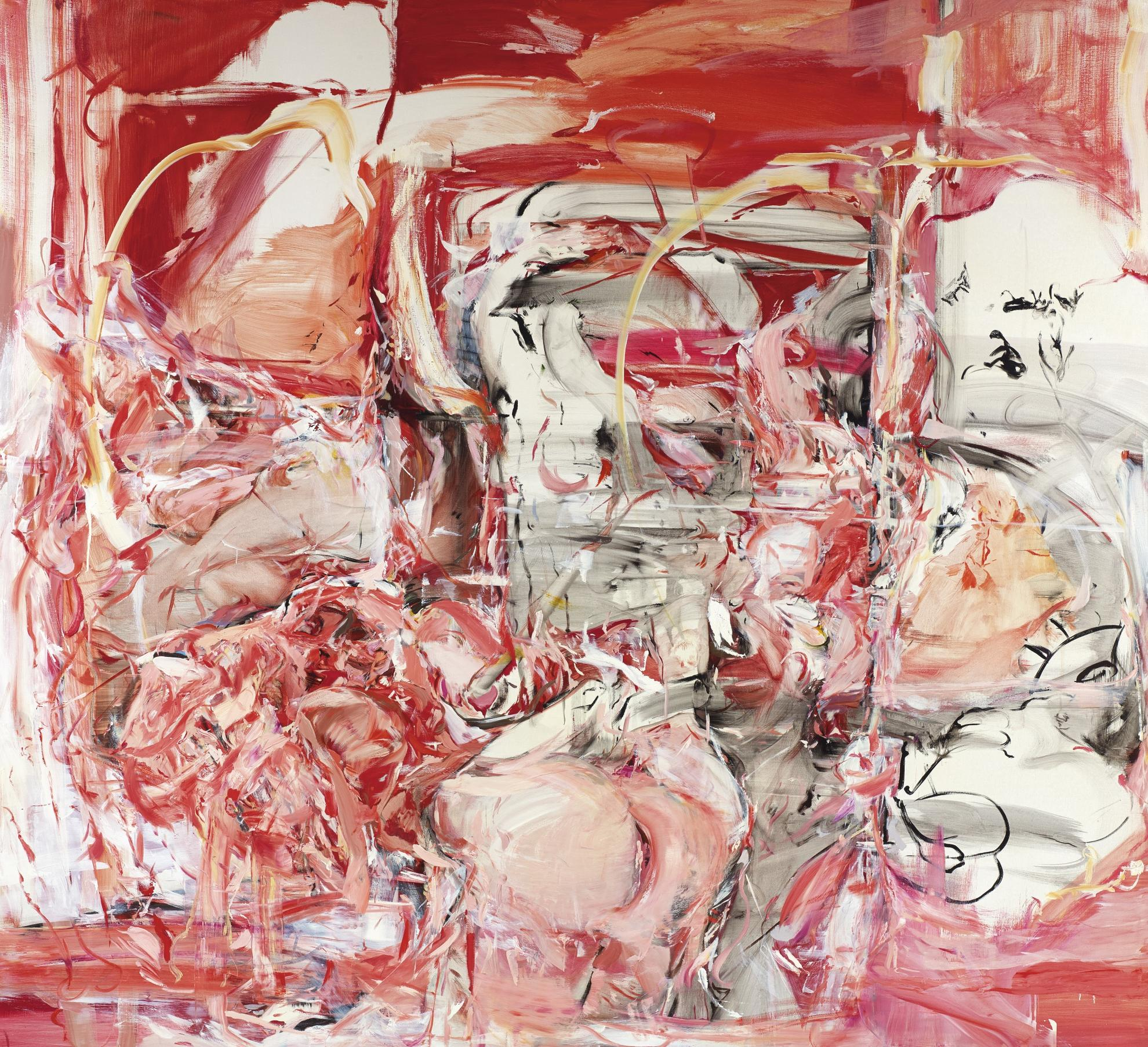 Cecily Brown-The Girl Who Had Everything-1998