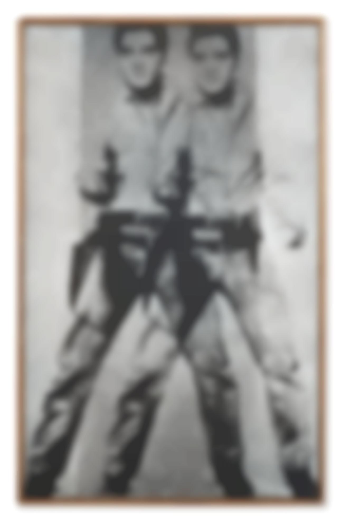 Richard Pettibone-Andy Warhol, 'Elvis', 1964-1964