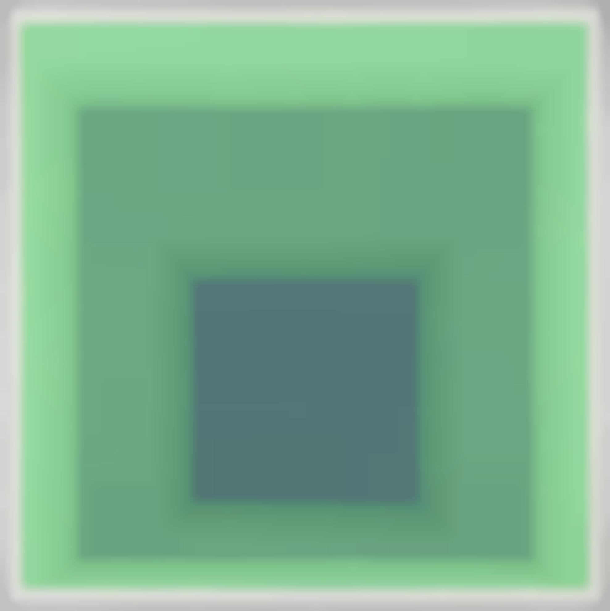 Josef Albers-Homage To The Square-1965
