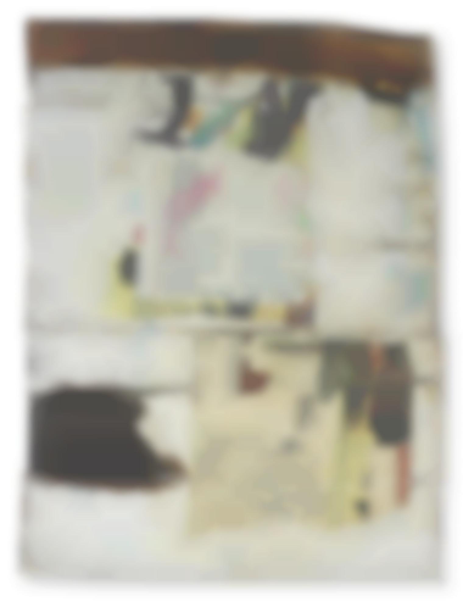 Jean-Michel Basquiat-Untitled-1985