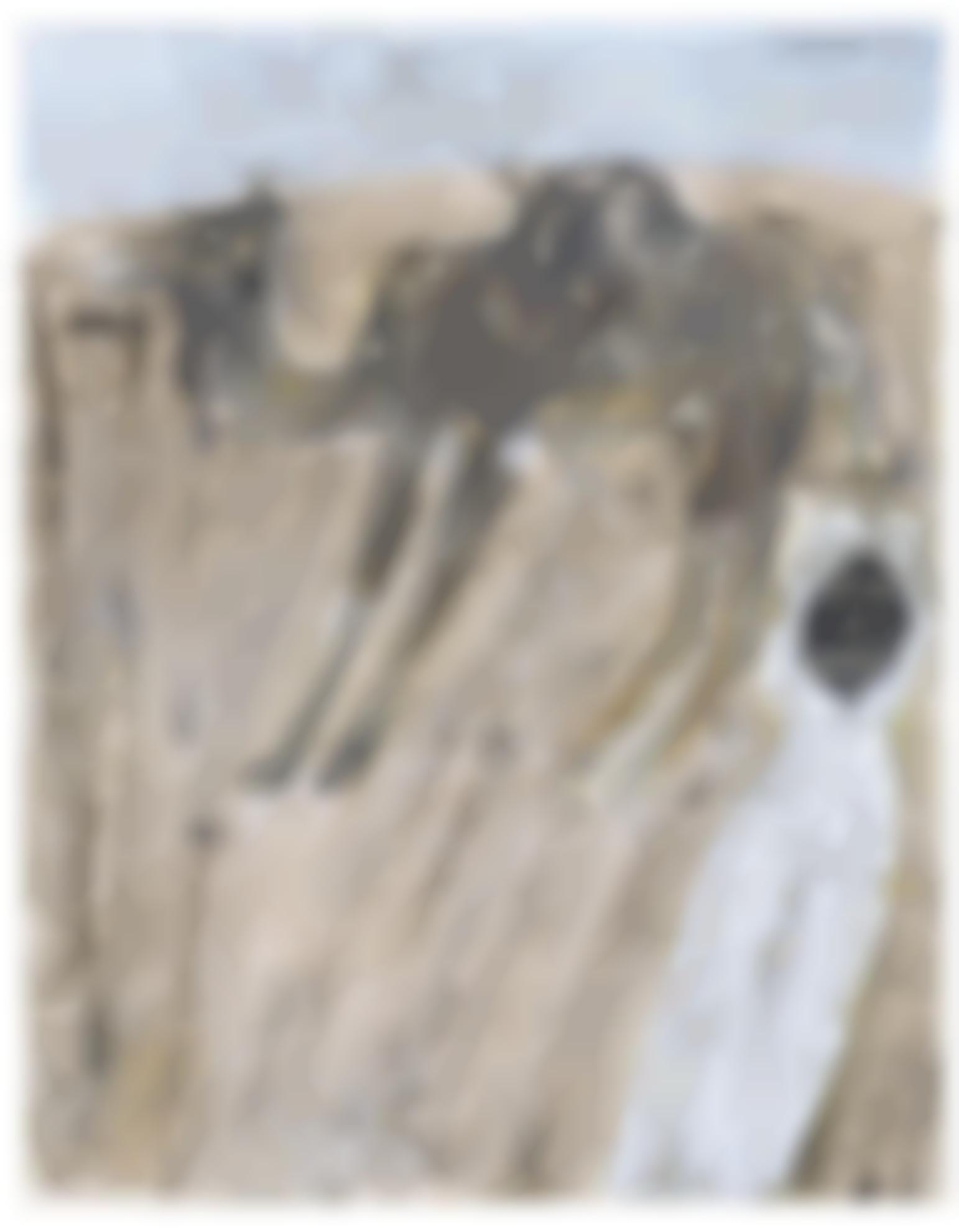 Jean Dubuffet-Chameau Et Bedouin-1947
