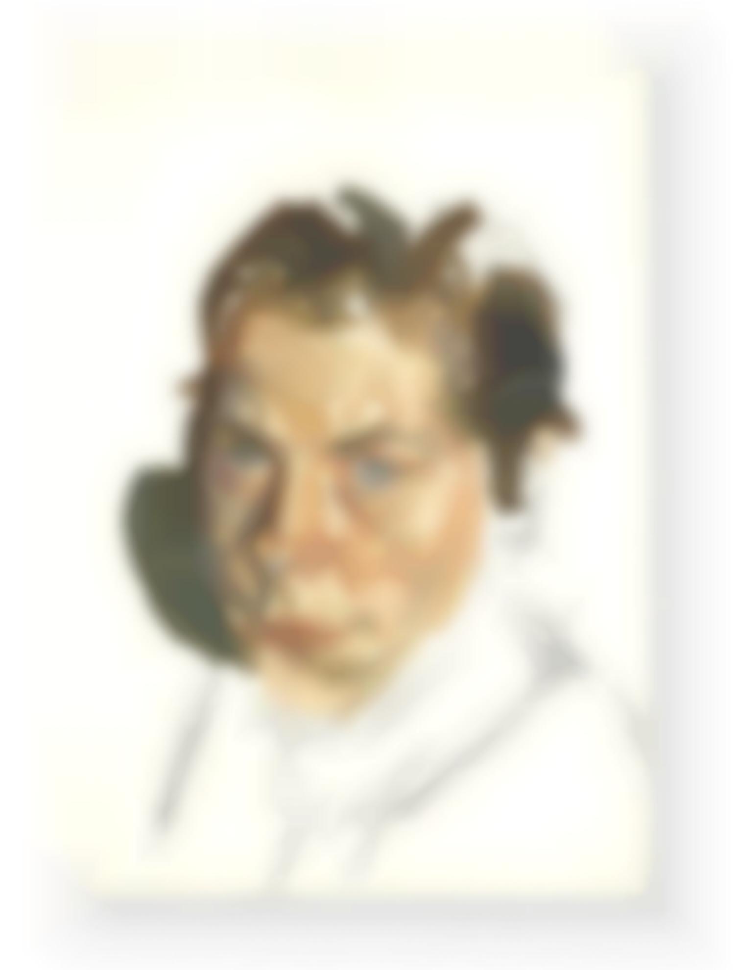 Lucian Freud-Portrait Of A Girl (Alexi)-2005