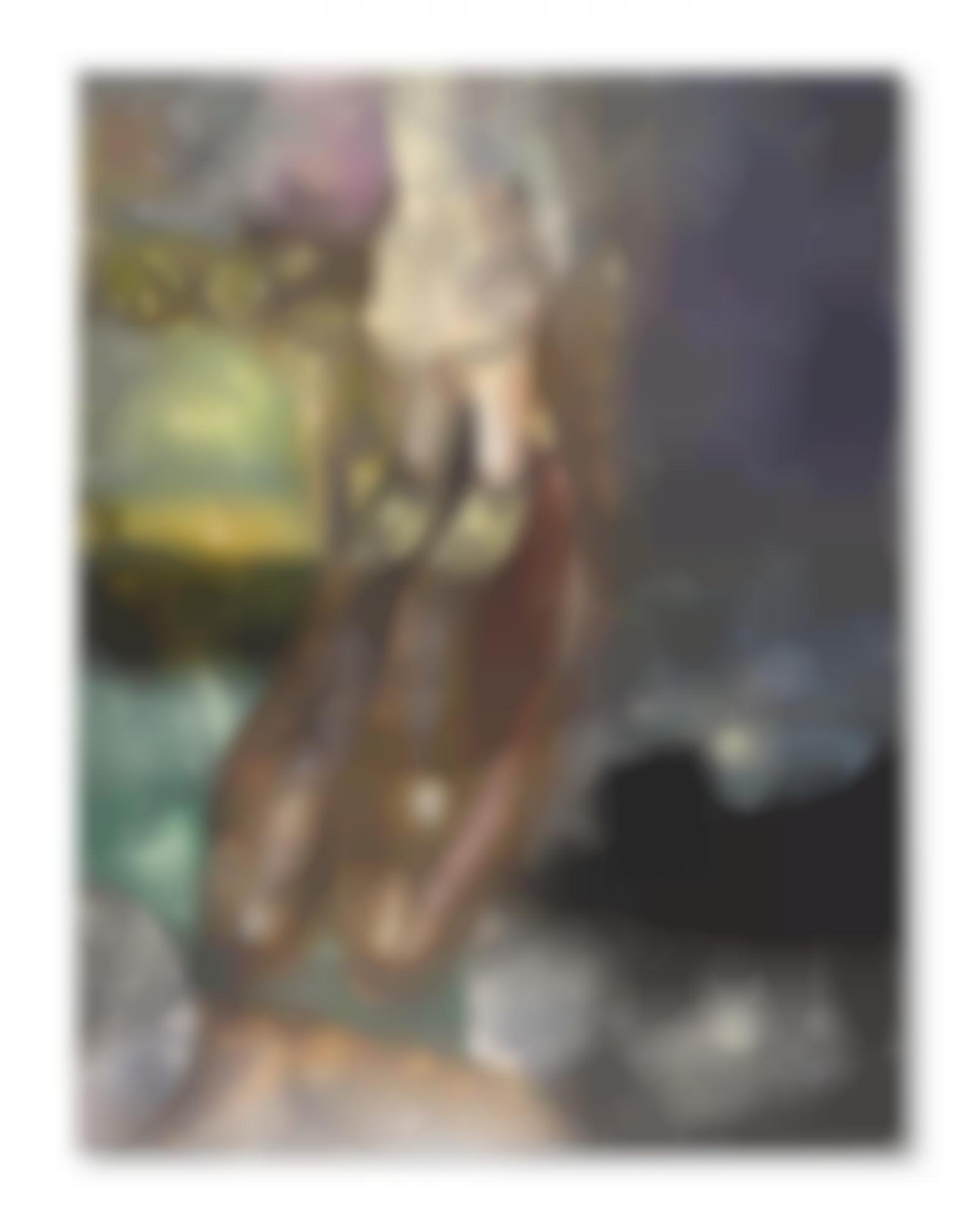 Friedrich Kunath-Men Value Solitude So Little-2014