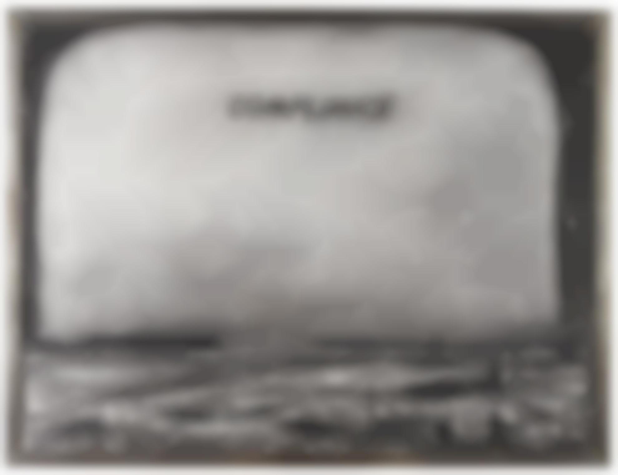 William Kentridge-Compliance (Drawing From Sleeping On Glass)-1999