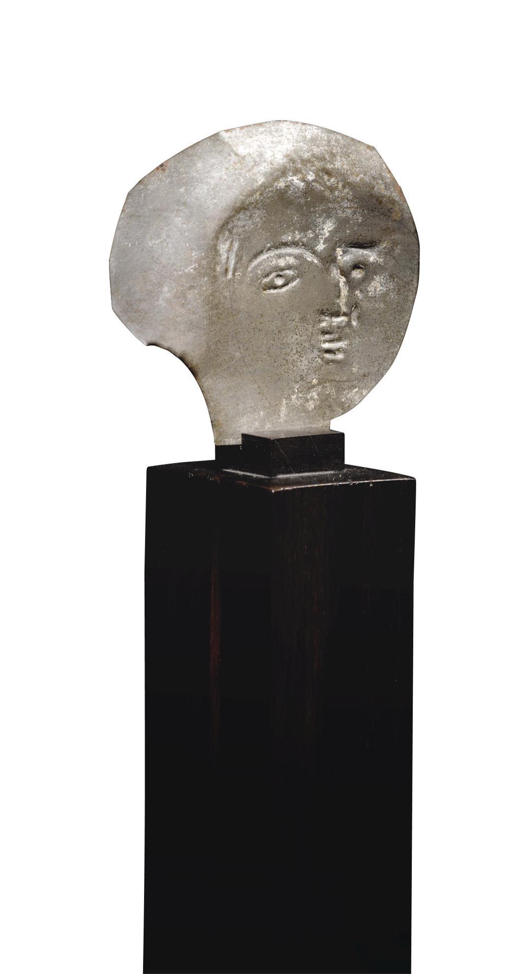 Pablo Picasso-Tete De Femme-1952