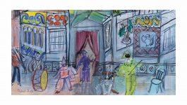 Raoul Dufy-Le Carnaval De Nice-1947