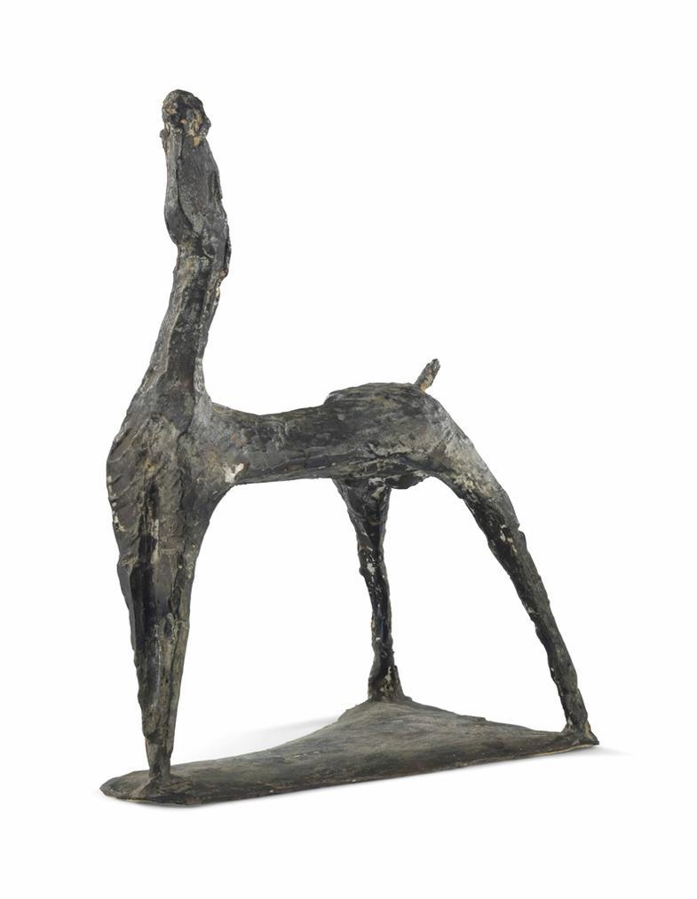 Marino Marini-Piccolo Cavallo, Gertrude-1952