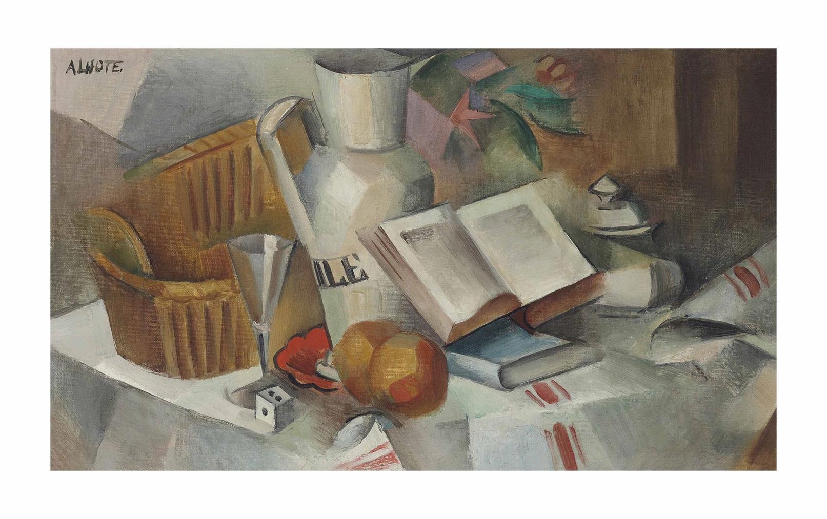 Andre Lhote-Nature Morte-1917