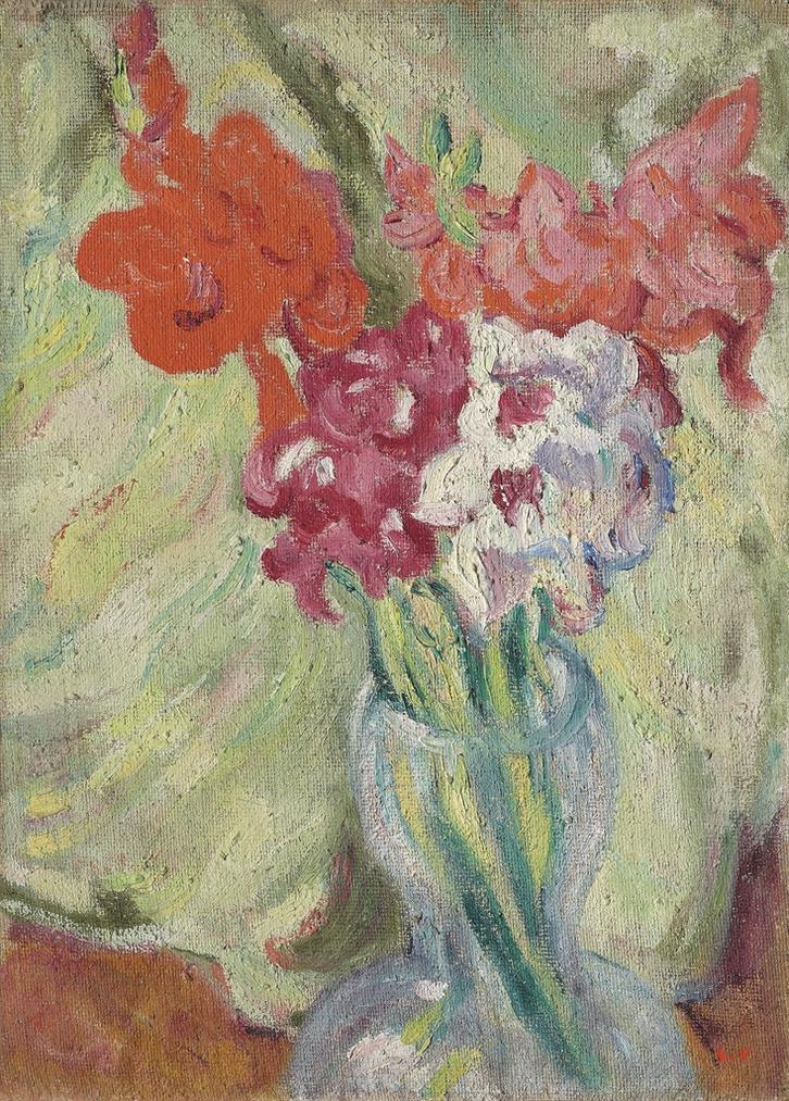 Louis Valtat-Bouquet De Fleurs-1911