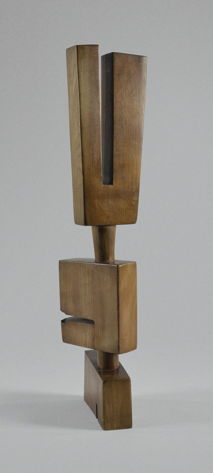 Robert Adams-Divided Pillar No.1-1950