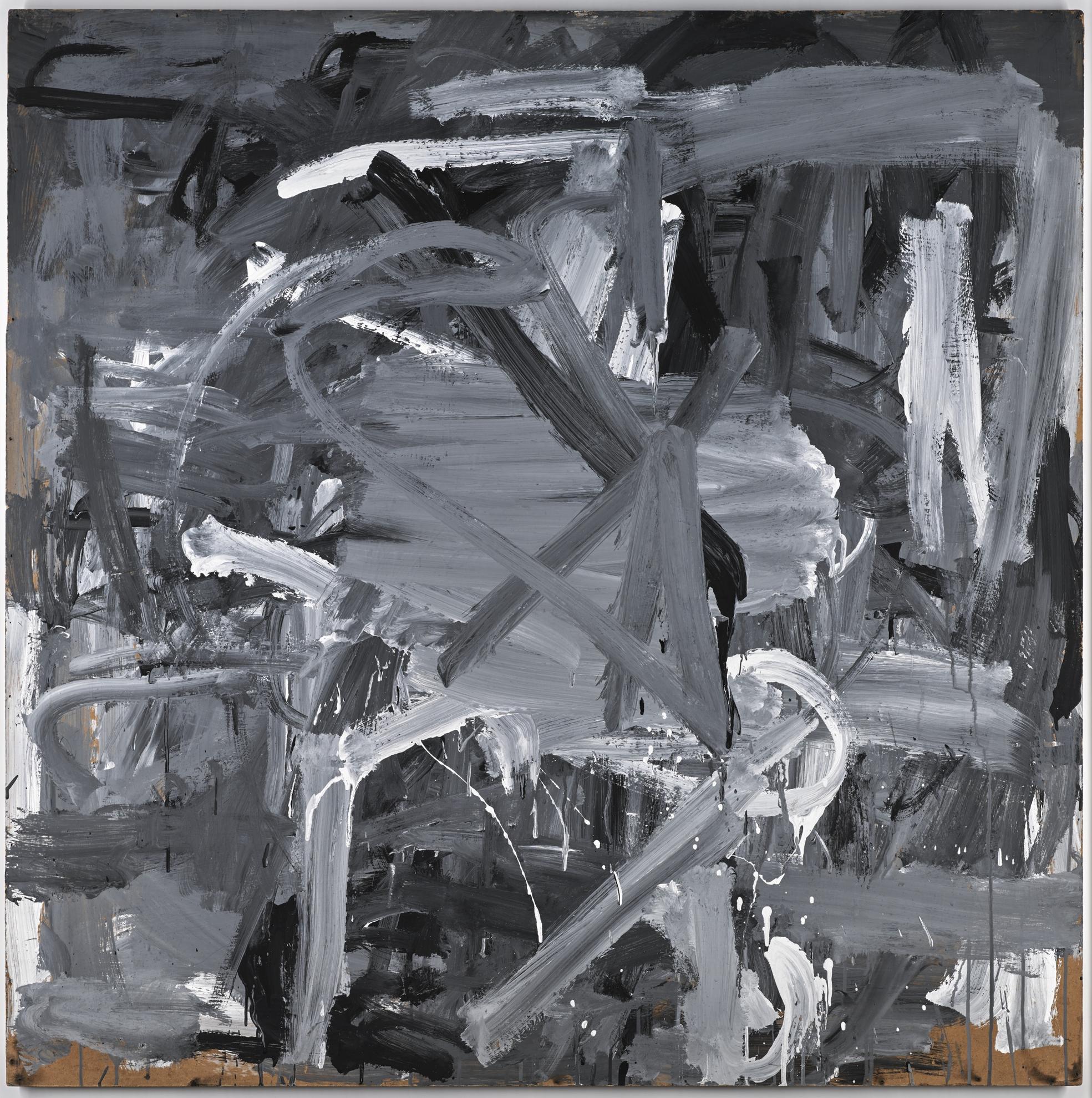 Bernard Cohen-Grey Place-1958