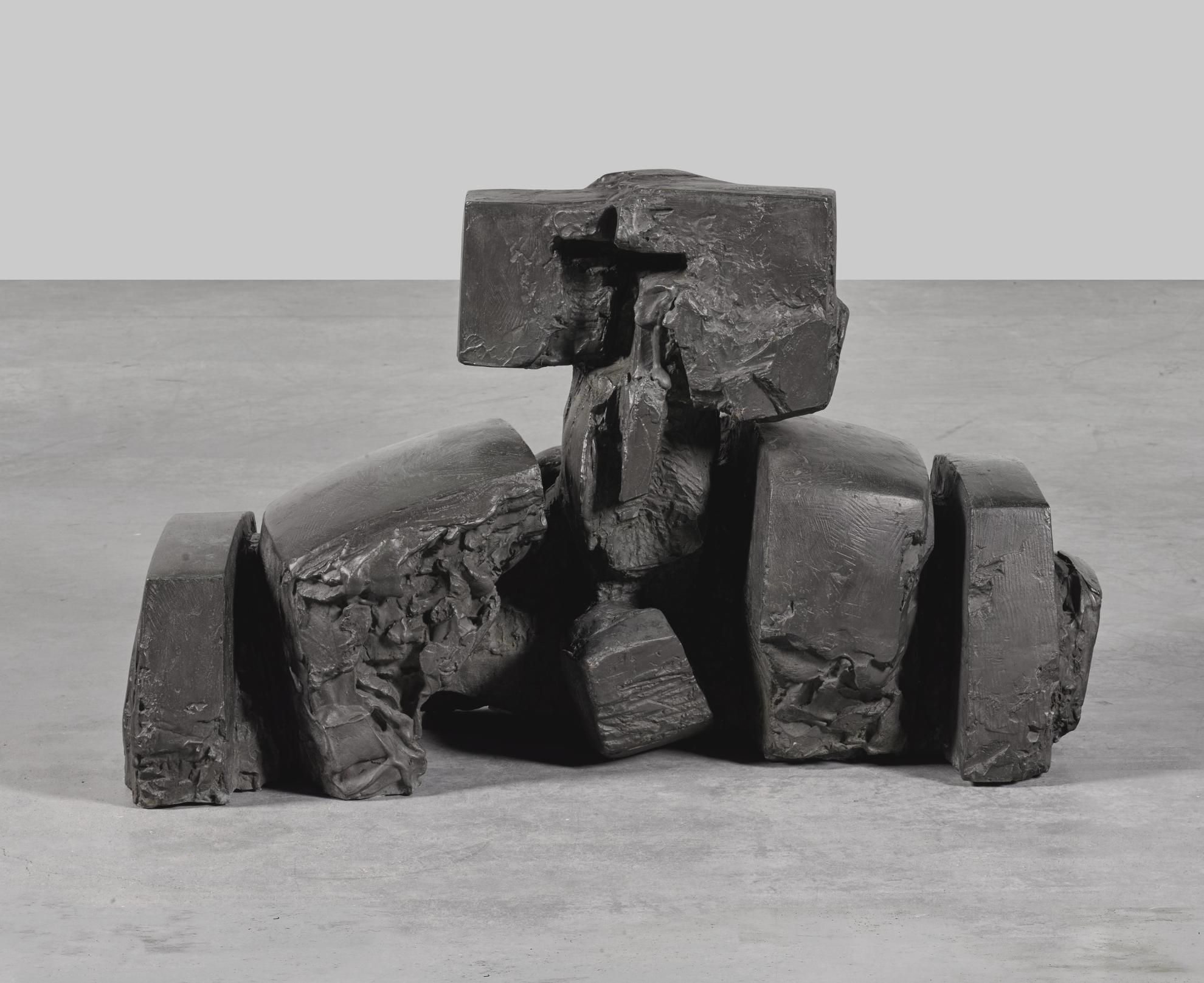 Bernard Meadows-Head And Shoulders Of Augustus-1964