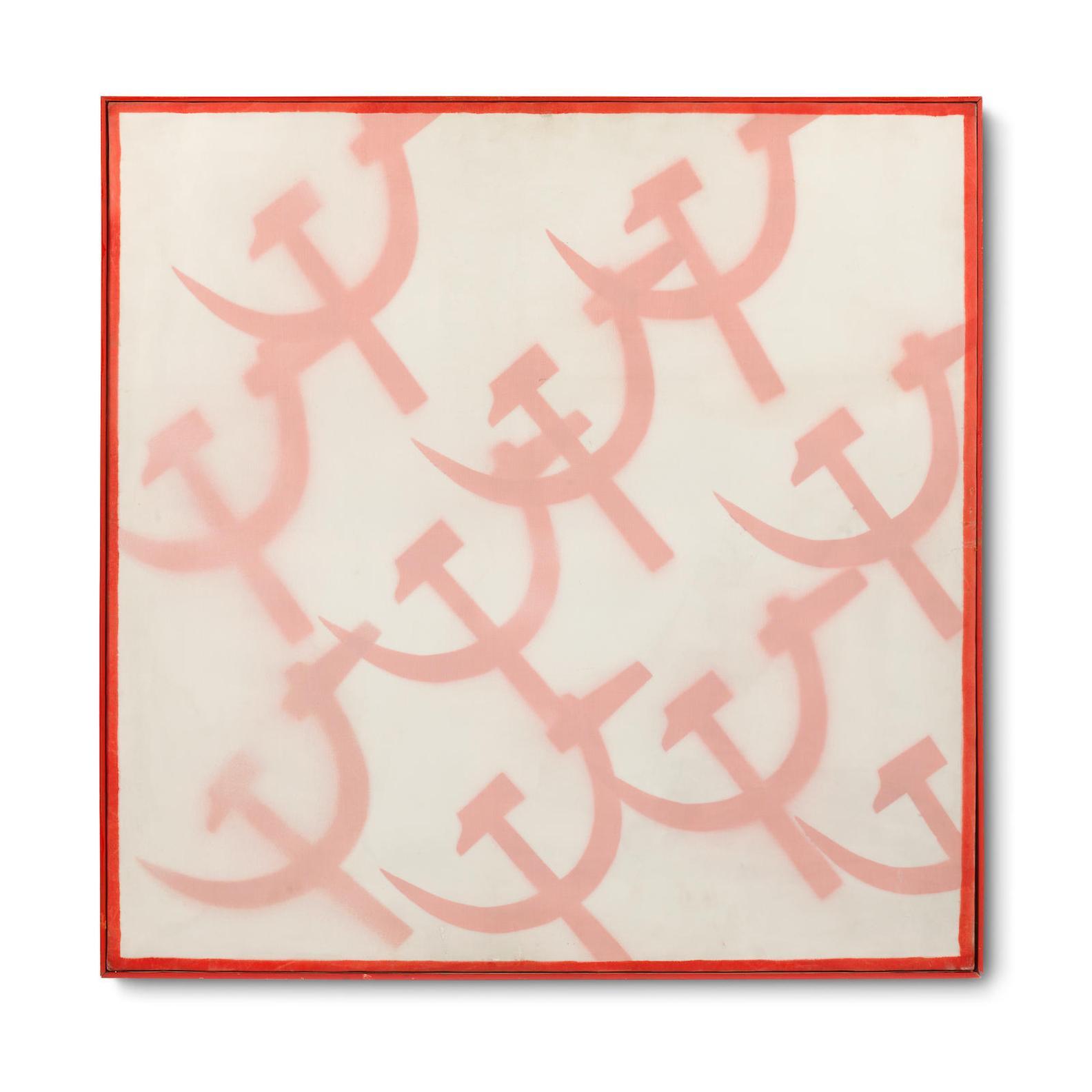 Franco Angeli-Untitled-1969