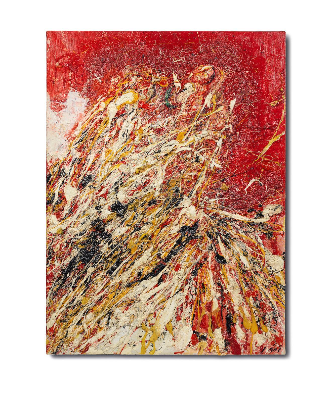 Toshimitsu Imai-Untitled-1963