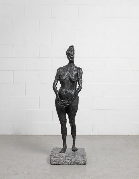 Germaine Richier-La Vierge Folle-1946