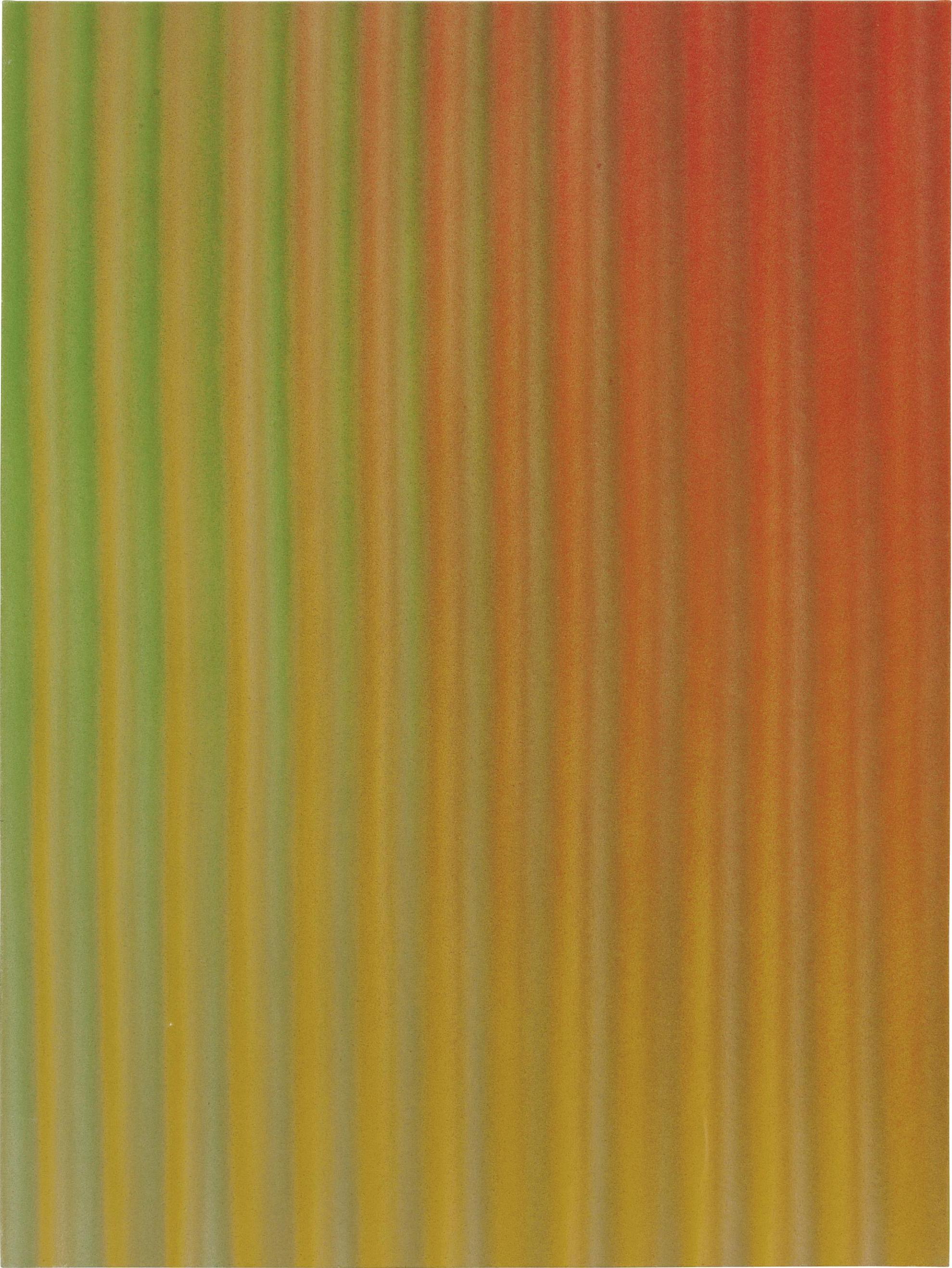 Tauba Auerbach-Corrugation III-2011