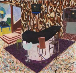 Shara Hughes-Basement-2007