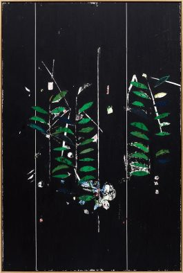 Harold Ancart-Untitled (Full Moon In The Deep Forest)-2013