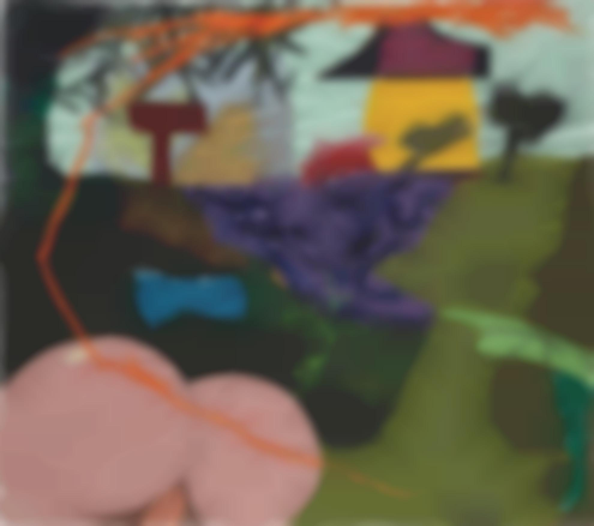 Torey Thornton-Thornberry View Wild And Distorted But Clearer In Some Respects-2014