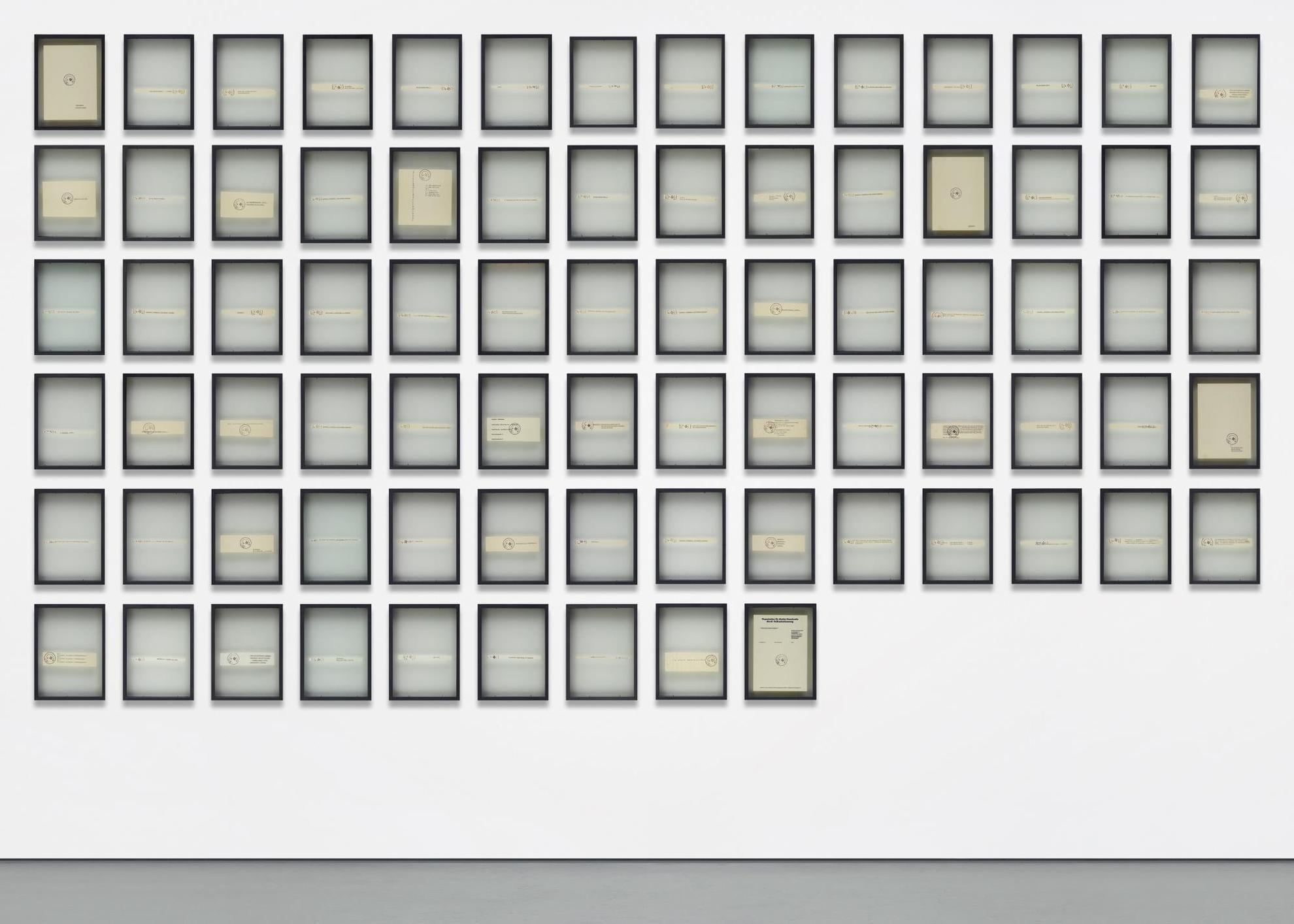 Joseph Beuys-Die Leute Sind Ganz Prima In Foggia-1973