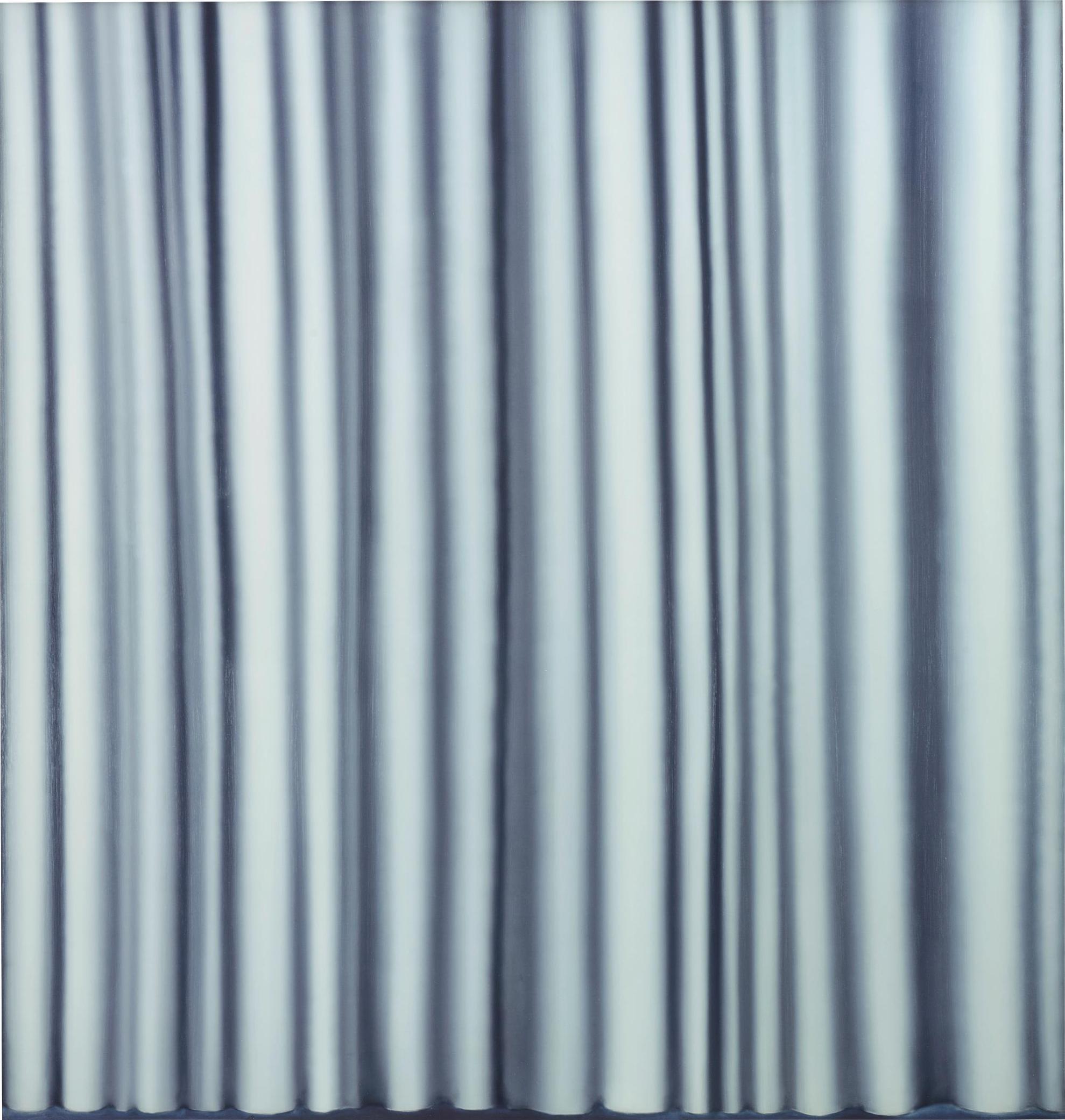 Gerhard Richter-Vorhang-2012