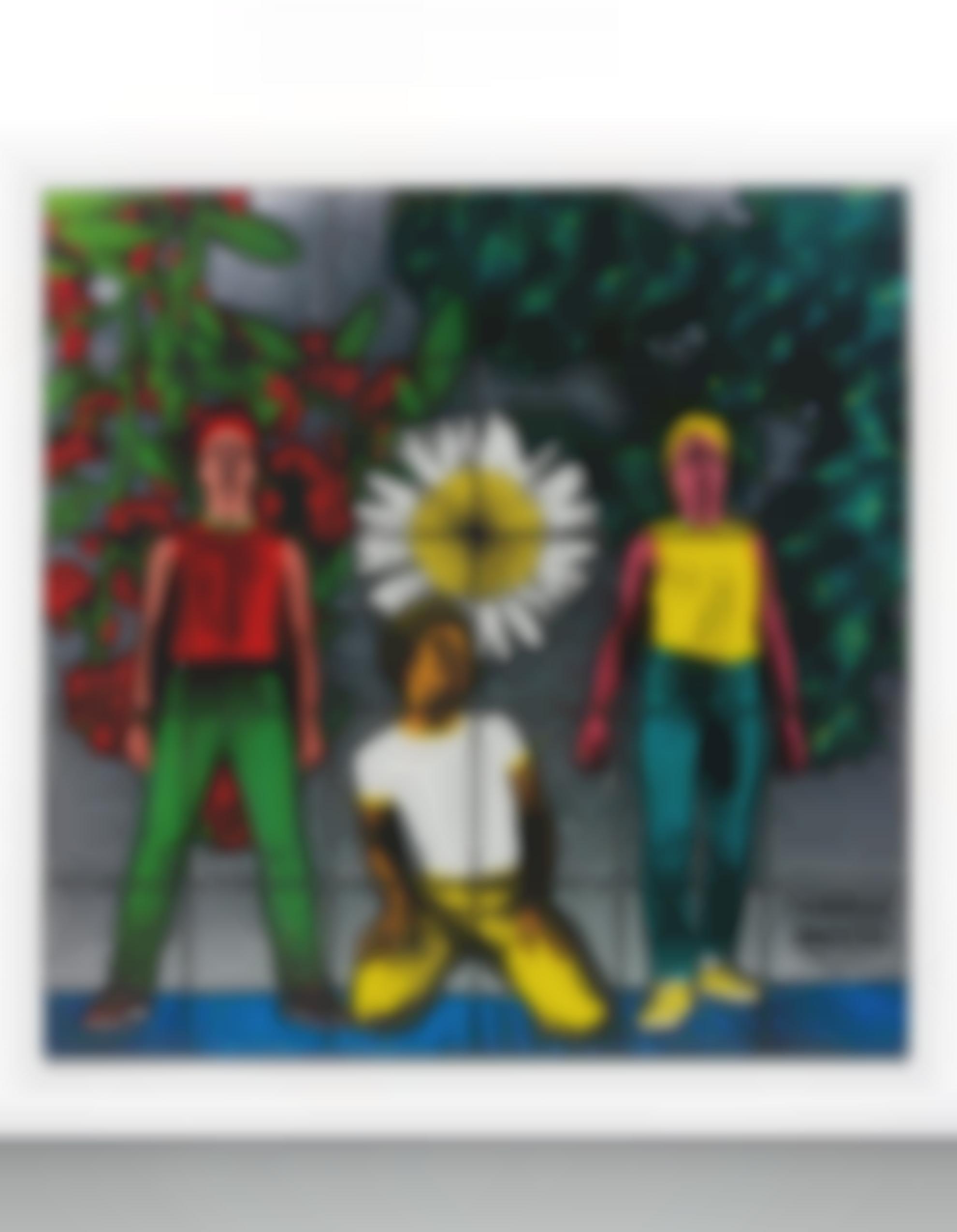 Gilbert and George-Three Ways-1984