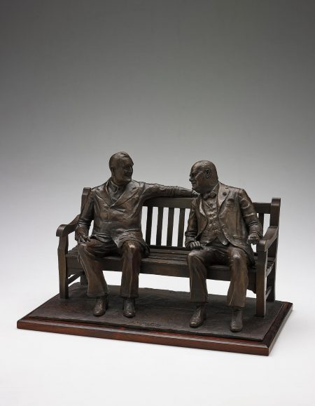 Lawrence Holofcener-Maquette For Allies-1997