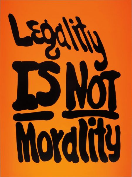 Sam Durant-Legality Is Not Morality-2003