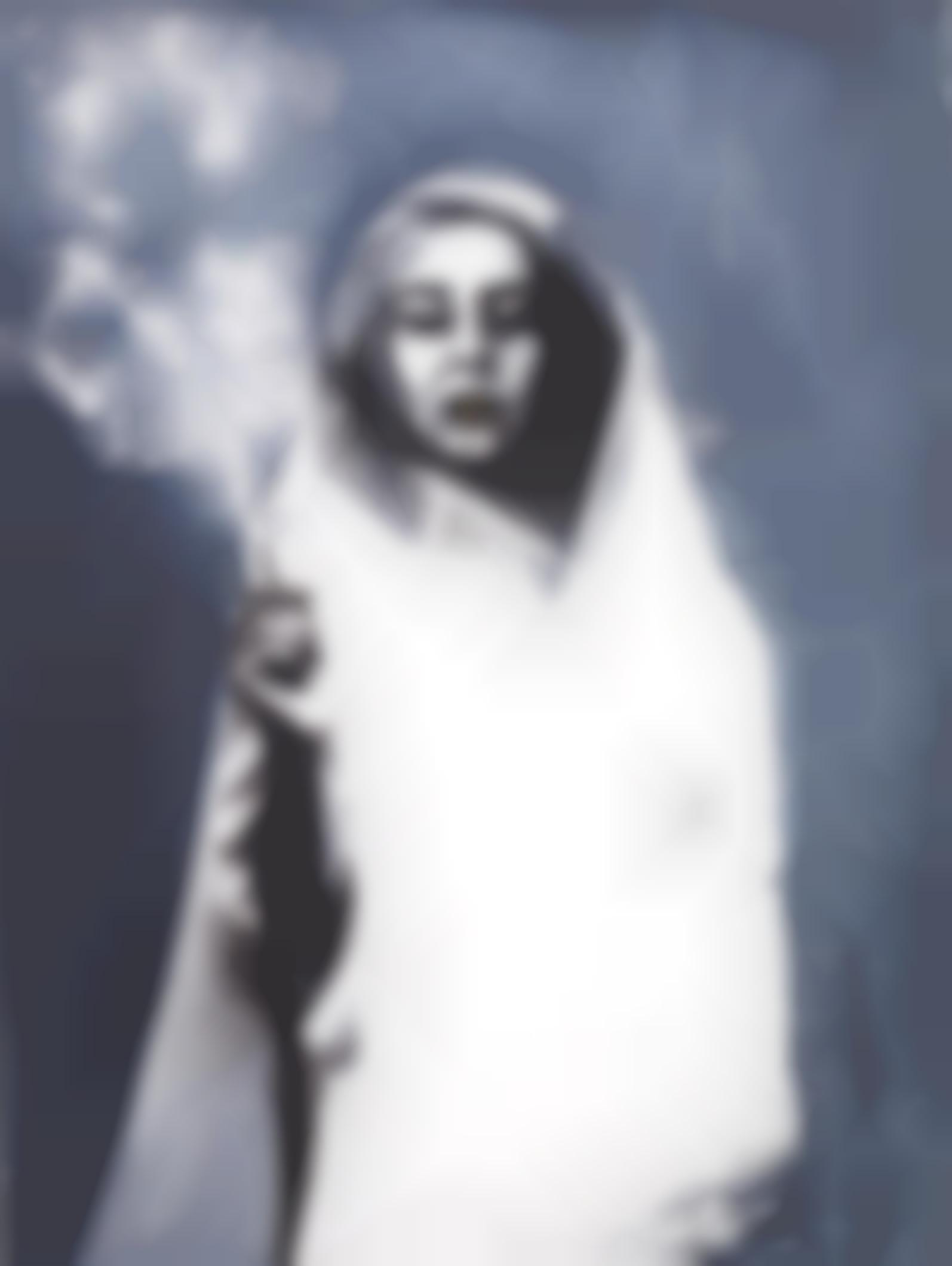 Afshin Pirhashemi-Femme A La Cigarette-2007