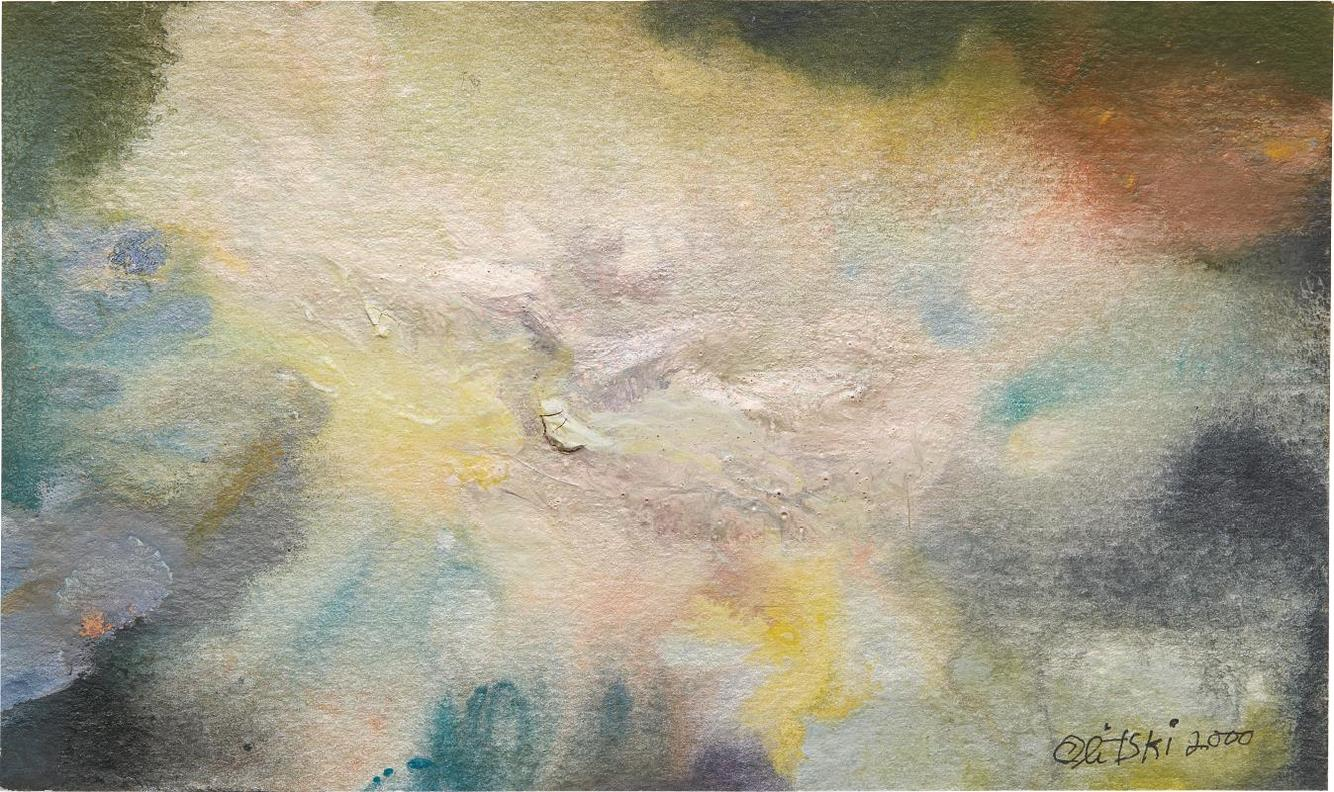 Jules Olitski-Passage Of Angels-2000