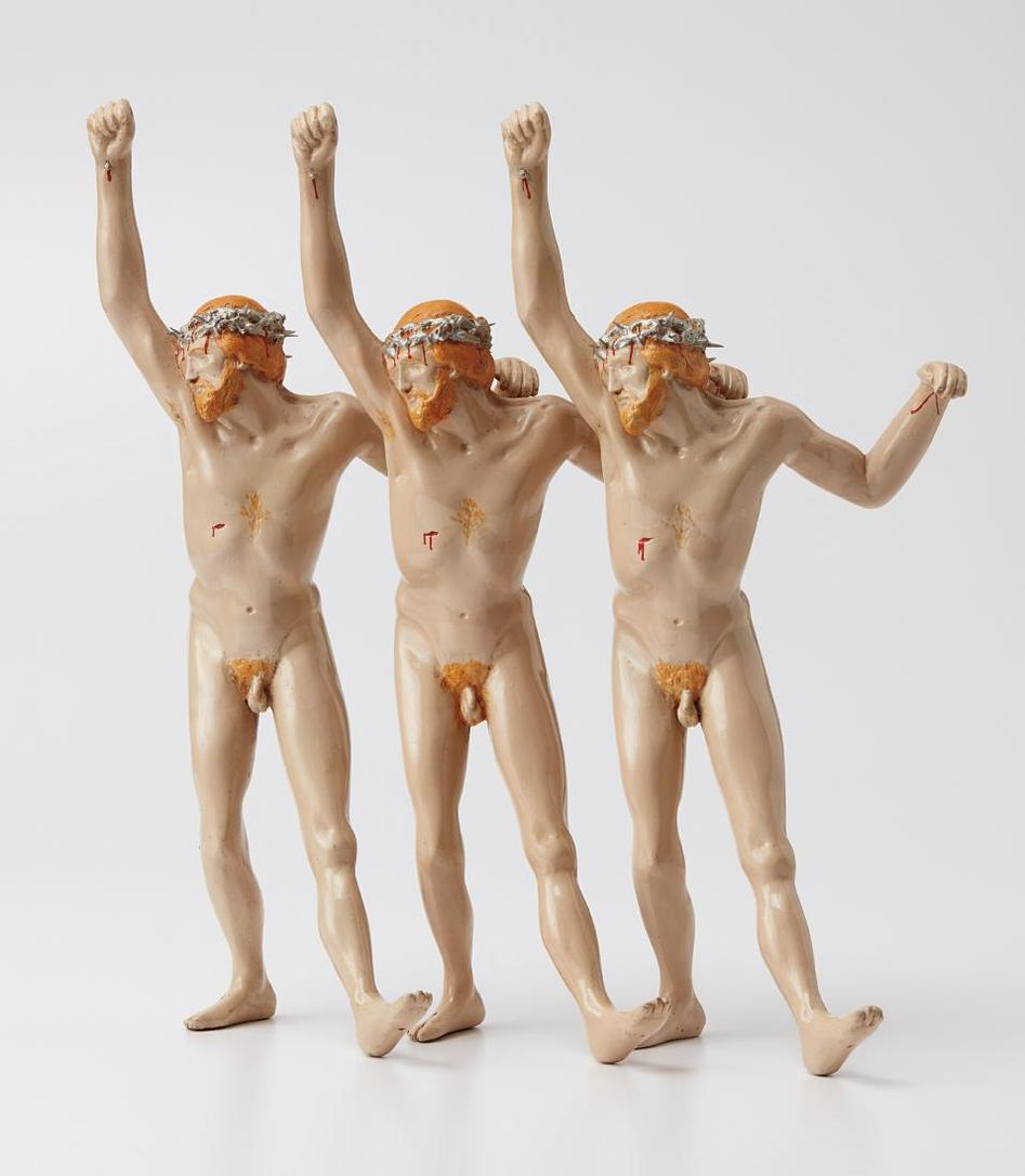 Herman Makkink-Three Works: (i-iii) Christ Unlimited-1970