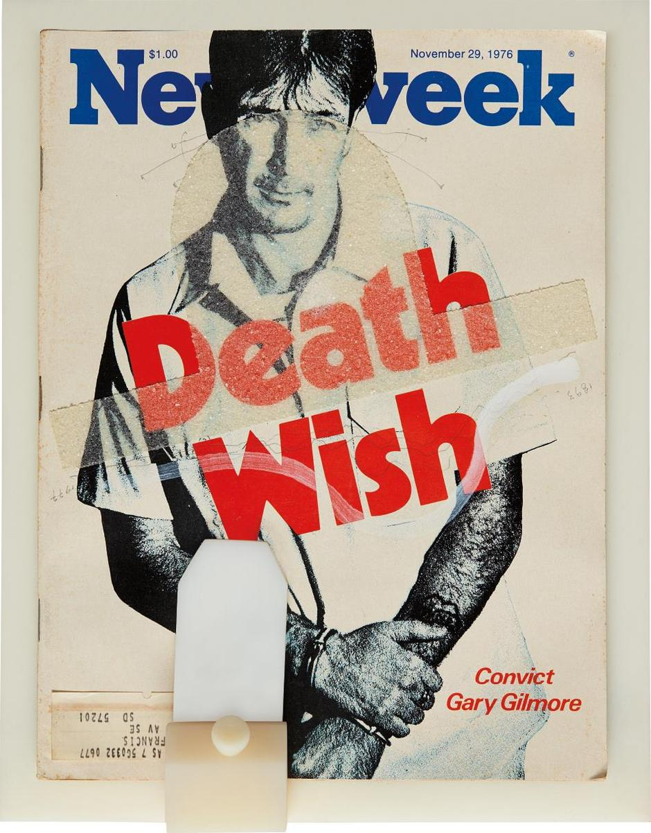 Matthew Barney-Death Wish-2002