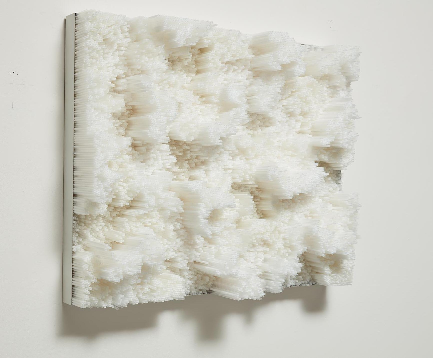 Francesca Pasquali-White Straws-2013