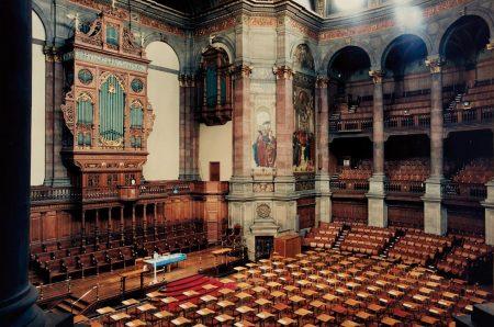 Candida Hofer-Mcewan Hall Edinburgh-1998