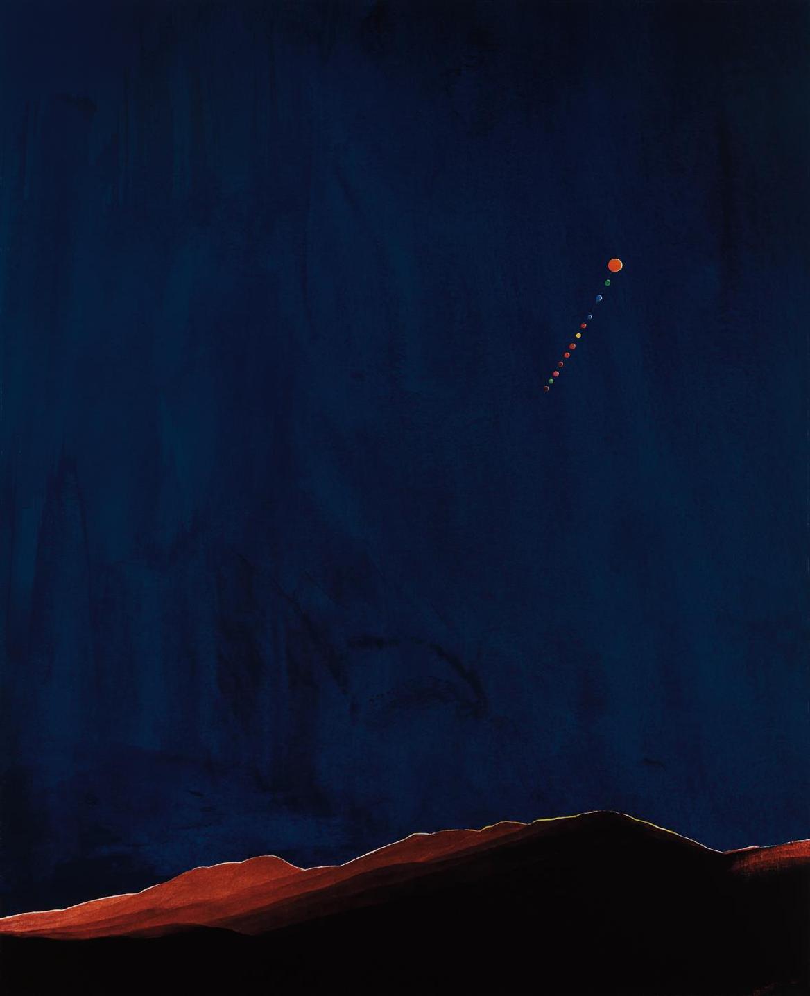Florian Maier-Aichen-Nacht Im Riesengebirge (Night In The Riesengebirge)-2011