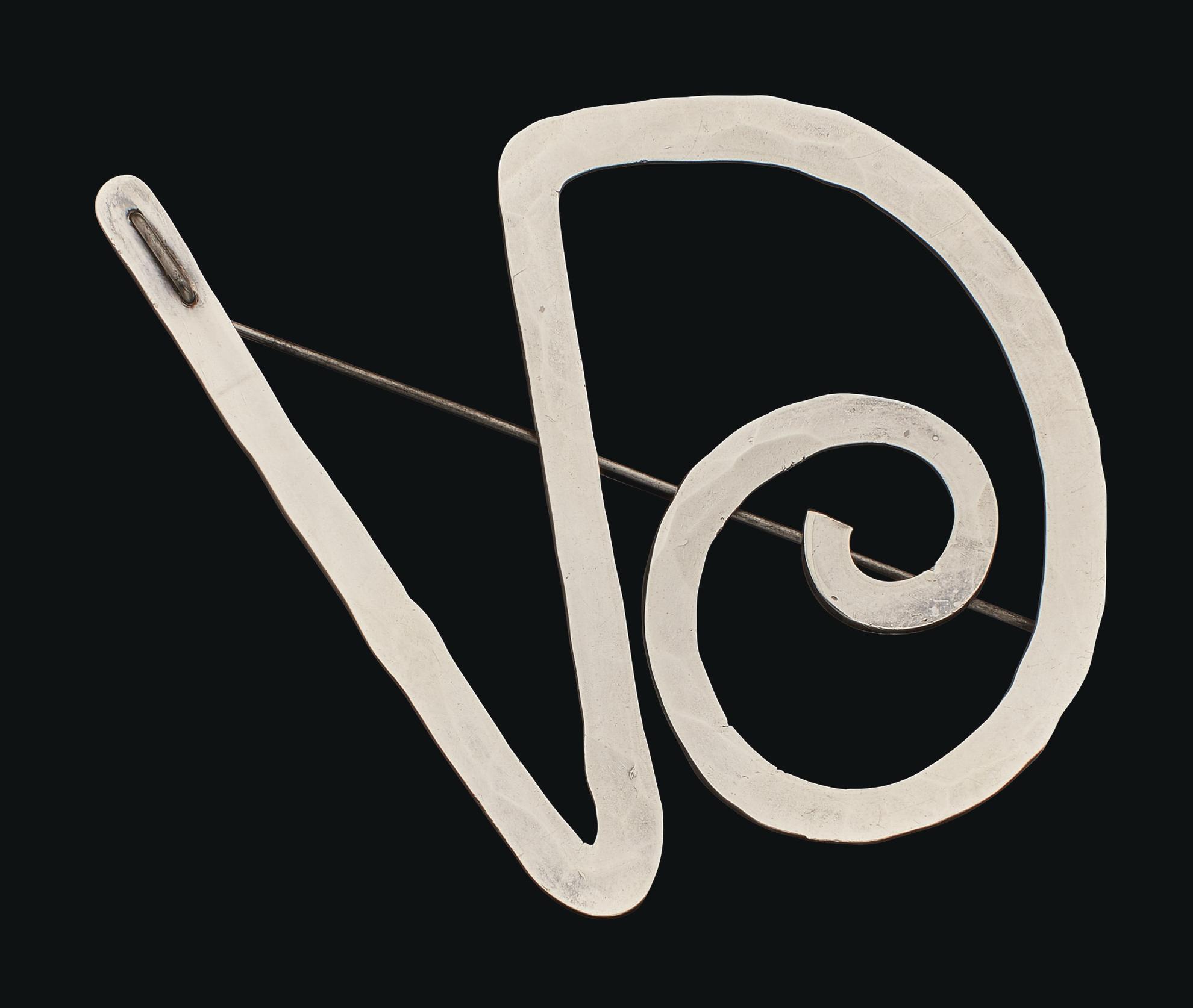 Alexander Calder-Vd Pin-1949