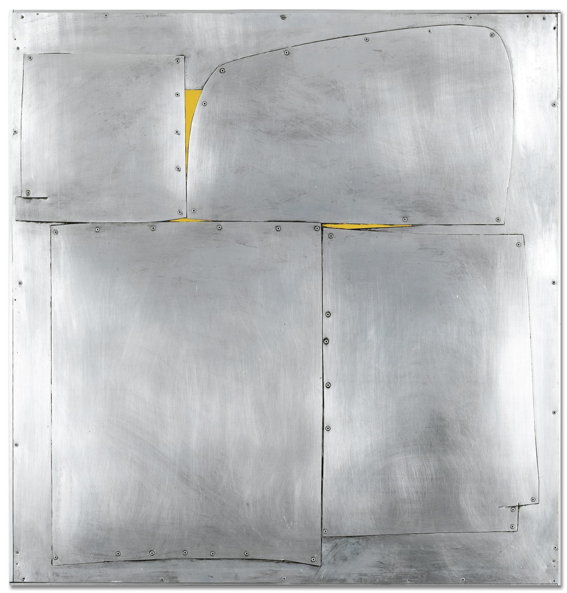 Conrad Marca-Relli-Untitled (M-4-63)-1963