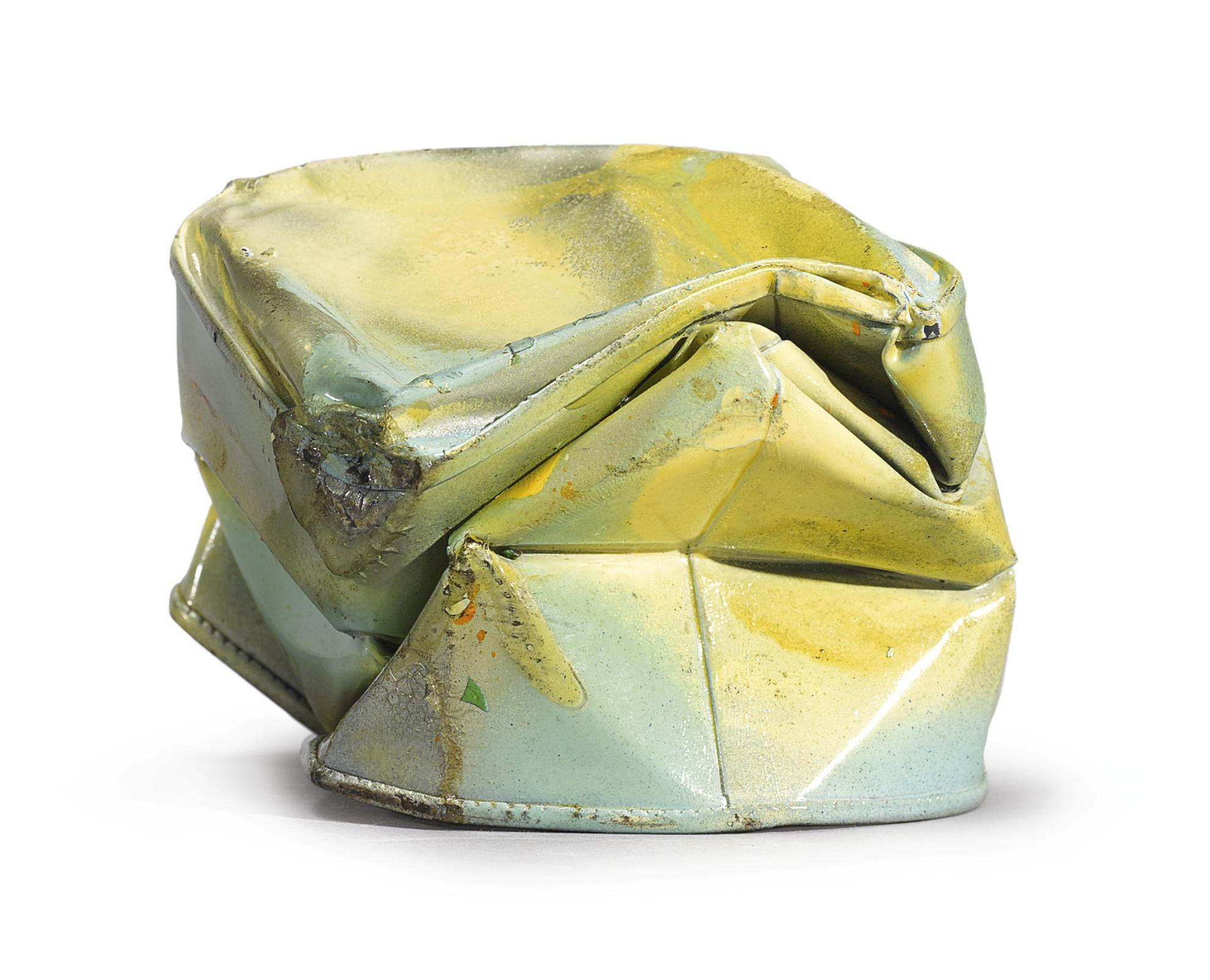 John Chamberlain-Untitled-1977