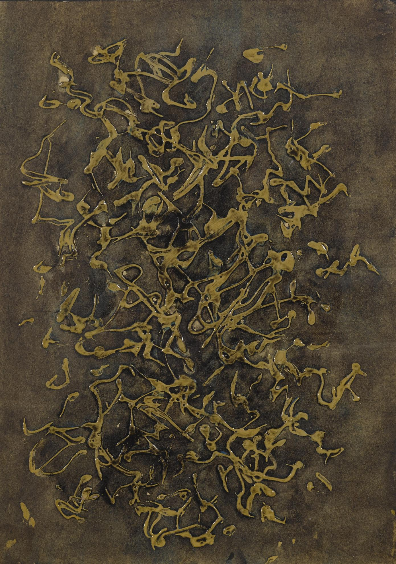 Mark Tobey-Cluster-1960