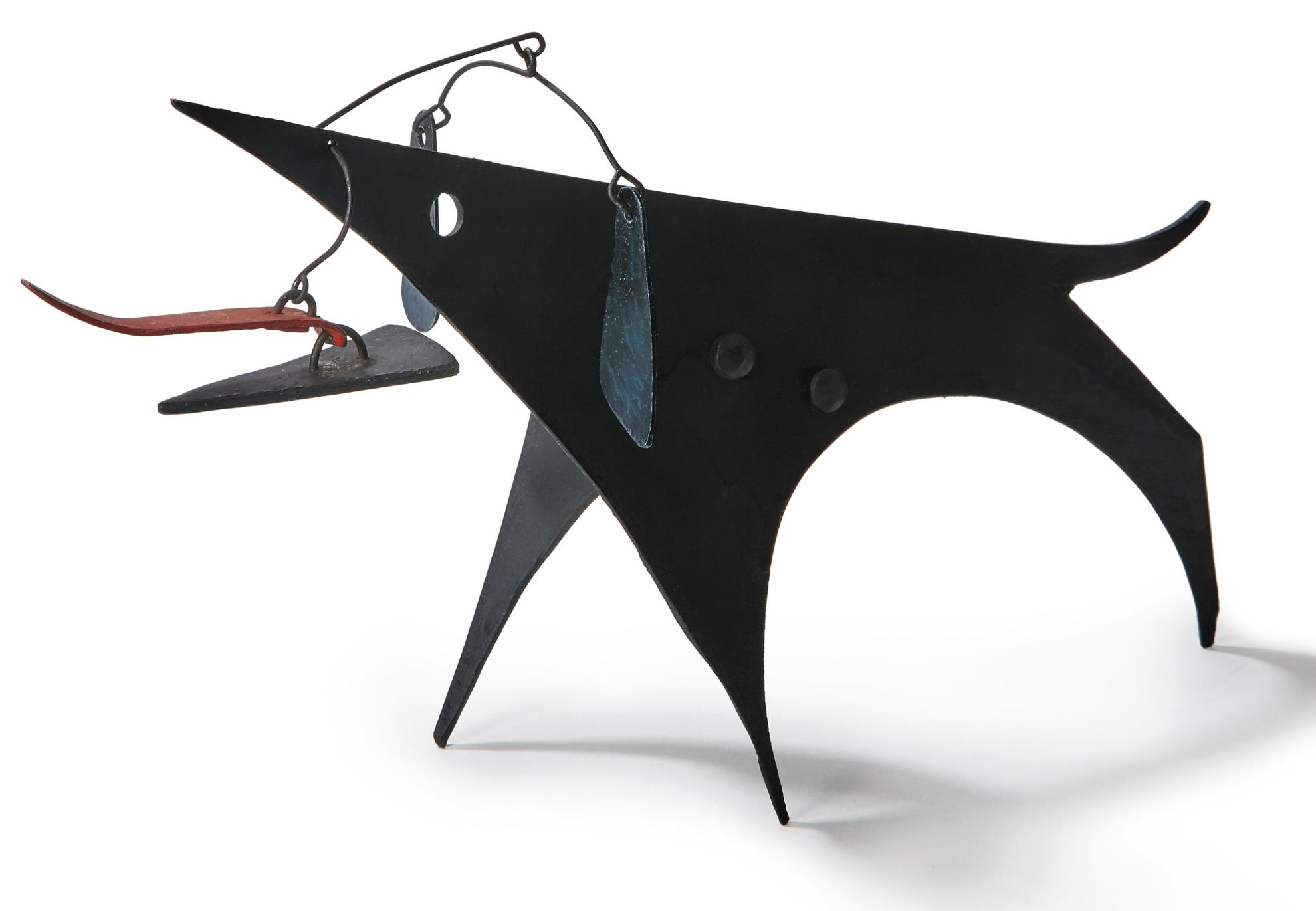 Alexander Calder-Pup-1949