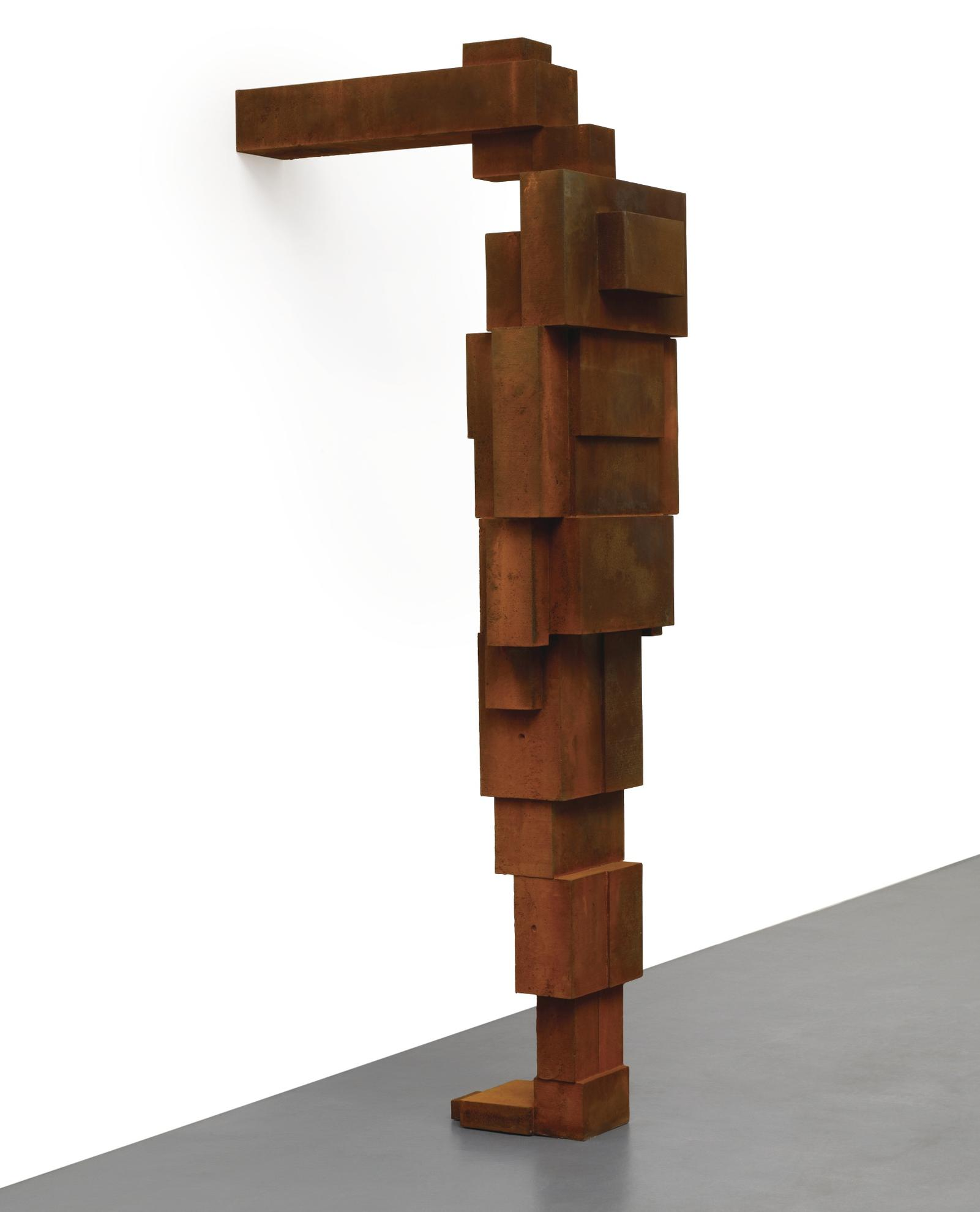 Antony Gormley-Butt-2010