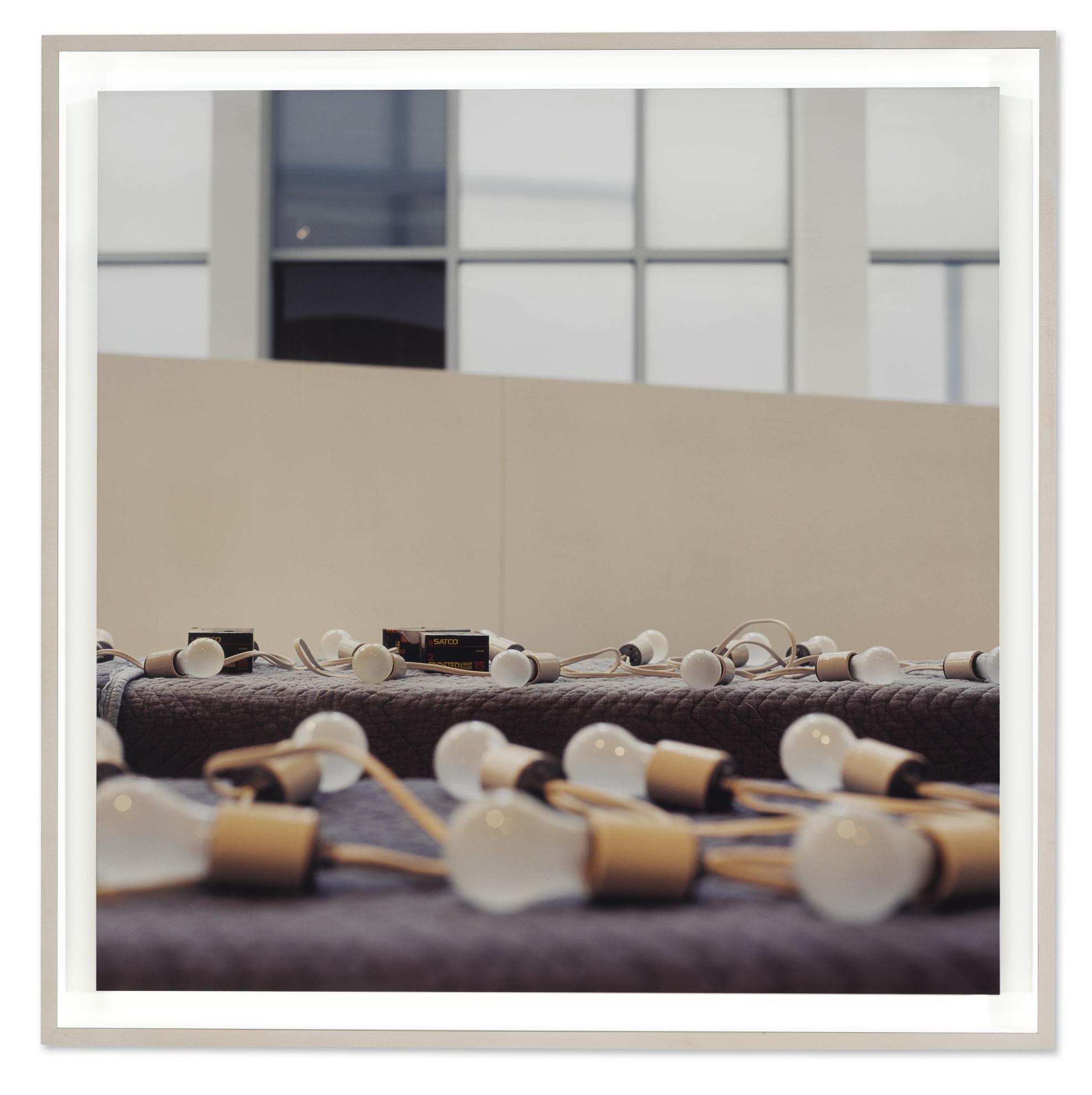 Louise Lawler-Bulbs-2006