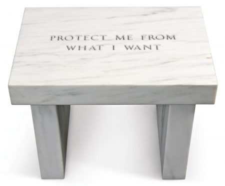 Jenny Holzer-Selection From Survival: Protect Me...-2006